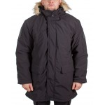Куртка всесезонная МПА-40 (аляска) (ткань рип-стоп мембрана) черная