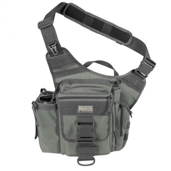 Сумка Maxpedition Jumbo Versipack foliage green