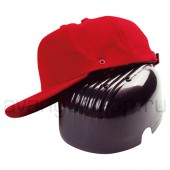 Каскетка-бейсболка (красная )