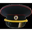 Фуражка Полиция габардин повседневная уставная