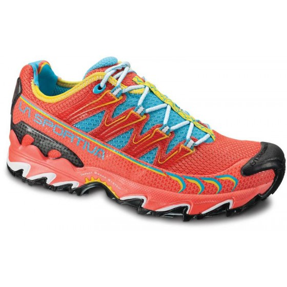 Кроссовки ULTRA RAPTOR Woman Light blue/red, 16VLB