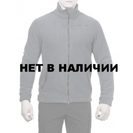 Куртка флисовая с воротником МПА-57 цвет серый