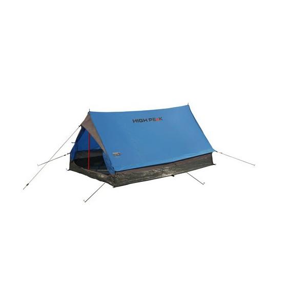 Палатка Minipack синий/тёмно-серый 190х120х95 см, 10156