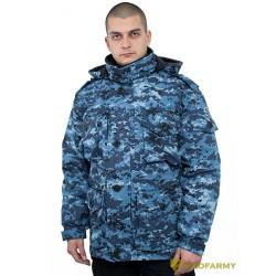 Куртка Смок-3 мембрана цифра МВД