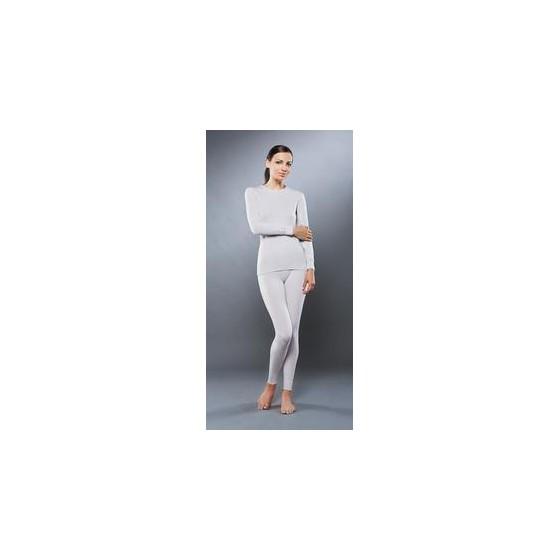 Комплект женского термобелья Guahoo: рубашка + лосины (611A-S/LBG / 611В-P/LBG)