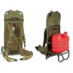 Станковый рюкзак для переноски тяжелых грузов Lastenkraxe, olive, 1130.331