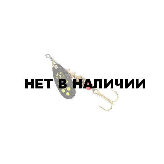 Блесна MEPPS Black Fury CHART CU блистер №1 CCBF30011