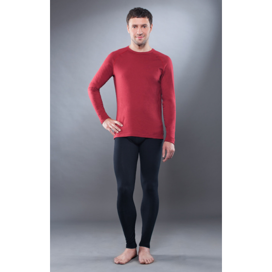 Комплект термобелья для мальчиков Guahoo: рубашка + кальсоны (300 S/NV / 300 P/BK)