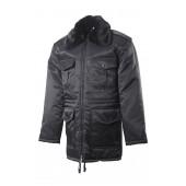 5218М куртка зимняя Охранник смесовая