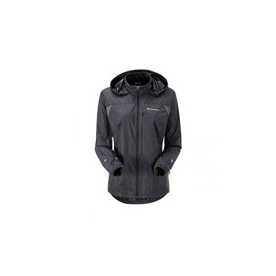 Куpтка жен. LITE-SPEED JKT, L 40/42 black, FLIJABLAN0