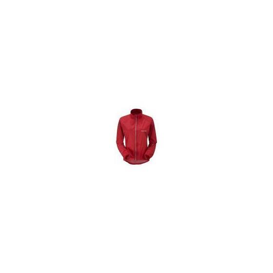 Куpтка жен. VELO H2O JKT, L 40/42 alpine red, FVH2OREDN8