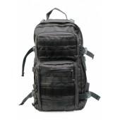 Рюкзак тактический Сити 20 литров, ткань Оксфорд 600 D Черный