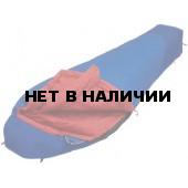 Мешок спальный TIBET синий, правый
