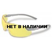 Очки открытые ЗМ 2822 желтые