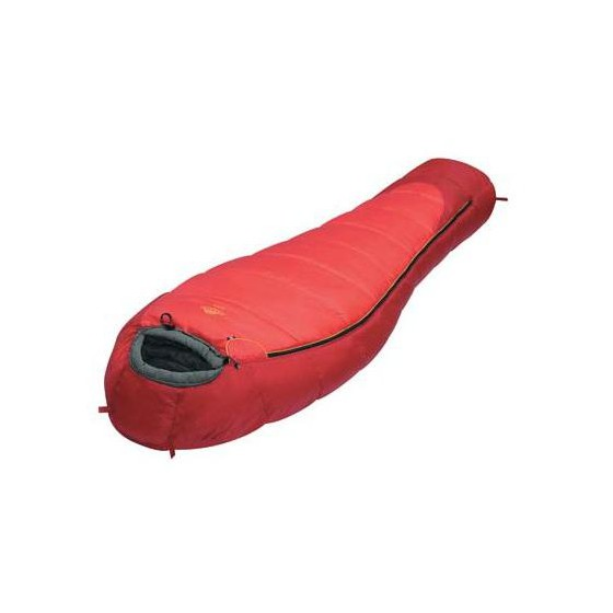 Мешок спальный NORD красный, правый