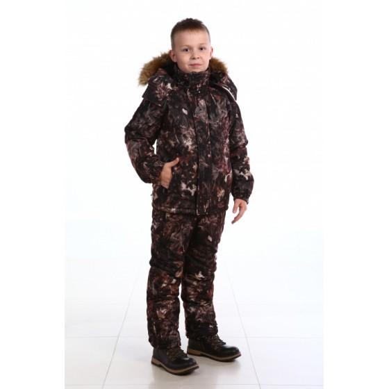 Костюм зимний детский Медвежонок