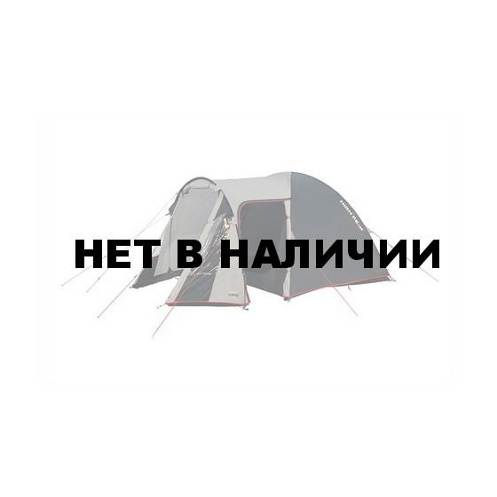 Палатка Tessin 4 светло-серый/тёмно-серый, 360х240х170 см, 10220