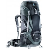 Рюкзак Deuter 2015 Aircontact Lite ACT Lite 50 + 10 black-granite (б/р:UNI)