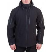 Куртка влагозащ. МПА-29 мембрана черная