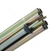 Стойки алюминиевые 1,6x170 cm