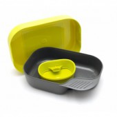 Портативный набор посуды CAMP-A-BOX® BASIC LIME, W302611