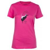 Футболка PINK KATANA TEE WOMAN Pink, 01NPI