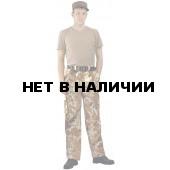 """Брюки мужские """"Захват"""", камуфляж, ткань грета """"серый каштан"""""""