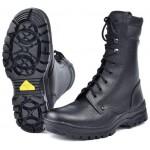 Ботинки с высоким берцем Витязь арт.65М на искуственном меху