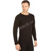 Термобельё Silver Pinquin для высокой активности, кальсоны и рубашка, черное