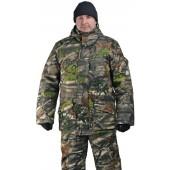 КУРТКА мужская Nordwig Buran зимняя, камуфляж т.Алова Тёмный лес