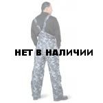 """Брюки мужские """"Охрана"""" зимние, камуфляж """"город"""""""