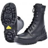 """Ботинки с высоким берцем """"Витязь"""" арт.65НМ1 на шерстяном меху"""