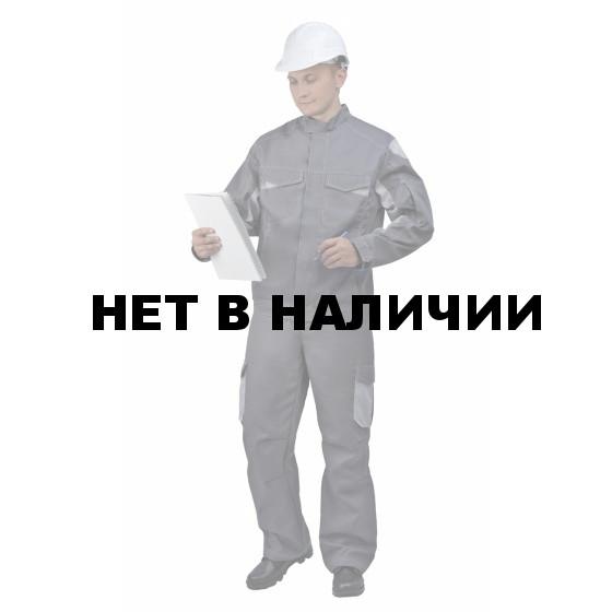 Куртка мужская Рольф летний серый с св-серым, 240 г с брюками