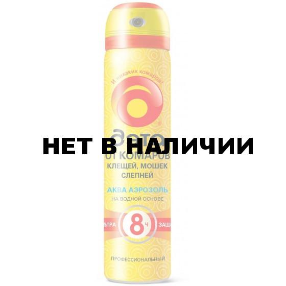 ДЭТА АКВА Аэрозоль профессиональный 75мл./18