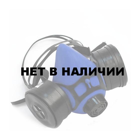 """Респиратор-полумаска РУ-60М фильтрующий патрон """"К1Р1"""""""