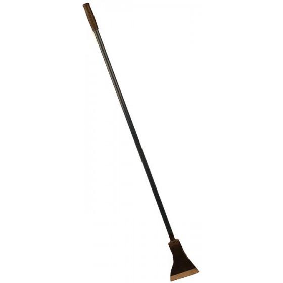 Ледоруб - топор Б3 с металлической ручкой, резиновой рукояткой