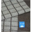 Одеяло 1,5-спальное (140 х 205), п/ш (75%шерсть), Харьков, клетка