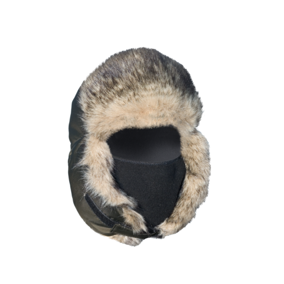 Шапка-ушанка Sarma С 030-1 волк