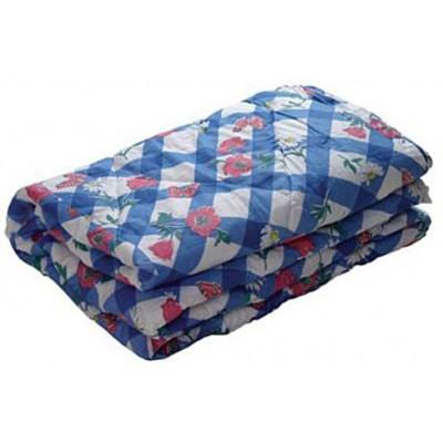 Одеяло 1,5-спальное (140 х 205), синтепоновое
