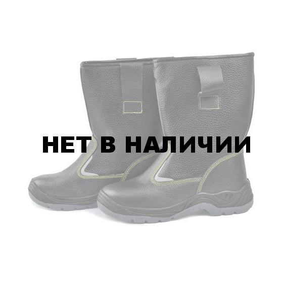 """Сапоги мужские """"Скорпион"""" цельноюфтевые с МП"""
