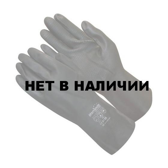 Перчатки химзащитные Manipula specialist ХИМОПРЕН (NP-F-09) р.L