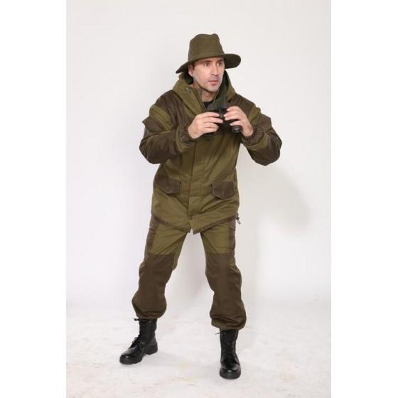 """Костюм мужской """"Горка 3"""" демисезонный палатка хаки 100% хлопок"""