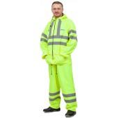 Куртка «Extra Vision WPL» нейлоновый лимонный