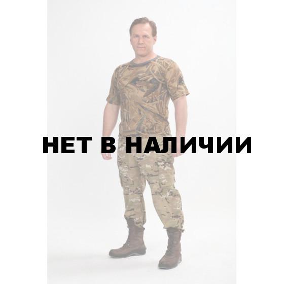 "Футболка, камуфляж ""Камыш летний"" (мод.ФК-09)"