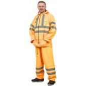Куртка «Extra Vision WPL» нейлоновый оранжевый