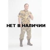 """Футболка, камуфляж """"Камыш осенний"""" (мод.ФК-08)"""