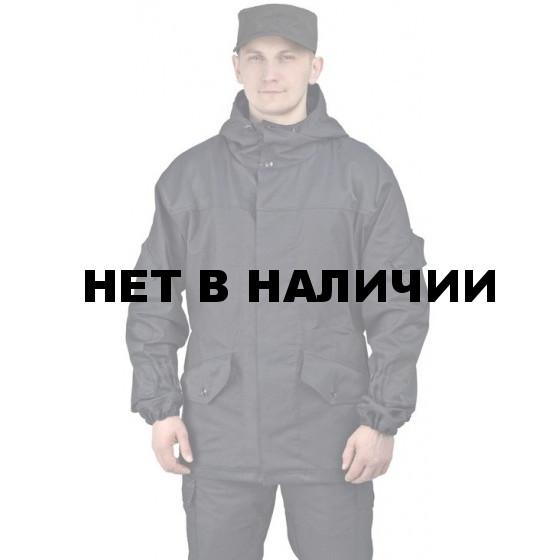"""Костюм мужской """"Горка 3"""" летний палатка чёрный 100% хлопок"""