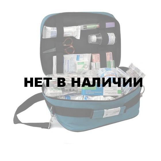 Аптечка коллективная на 100чел. ФЭСТ №3.2 футляр мягкий