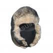 Шапка-ушанка Sarma С 030-1 овчина