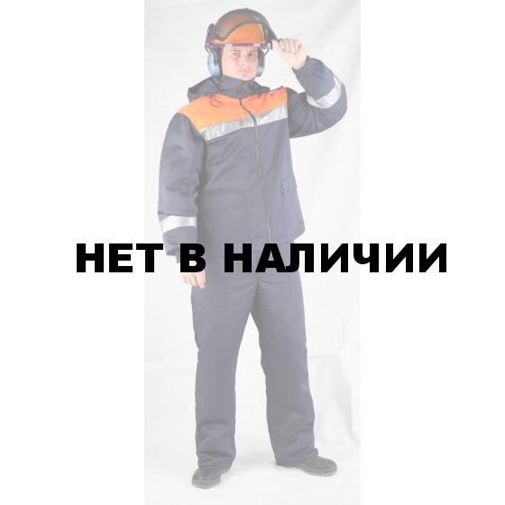 """Костюм """"Лесоруб"""" зимний для защиты от порезов и проколов"""